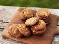 Peanøttkjeks Gluten, Cookies, Crack Crackers, Biscuits, Cookie Recipes, Cookie, Biscuit