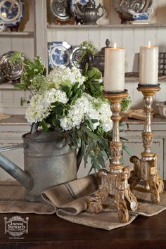 Country French Antiques | Inessa Stewart's Antiques | www.inessa.com
