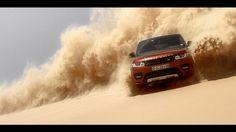 All-New Range Rover Sport | Empty Quarter Documentary