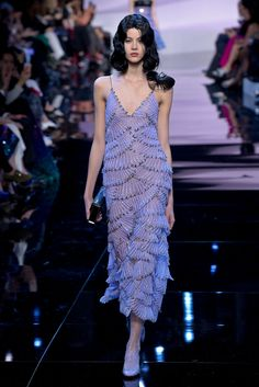 An anti-trend collection. Beautiful palette and techniques. Couture Fashion, Runway Fashion, High Fashion, Fashion Show, Fashion Design, Indian Fashion, Pretty Outfits, Pretty Dresses, Beautiful Dresses