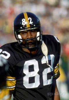 Men's Pittsburgh Steelers Stallworth #82 Black Stitched Elite NFL Jersey