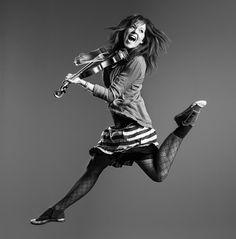 lindsey stirling   Lindsey Stirling ist höchster Neueinsteiger in den deutschen Album ...