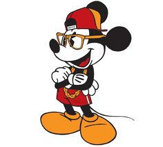 Mickey Mouse for Bloc28 by Disney