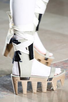 Rick Owens Spring 2015 Ready-to-Wear - Details - Gallery - Look 8 - Style.com