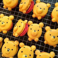 Custom cakes cupcakes cake pops cookies and macarons in Singapore. Disney Desserts, Cute Desserts, Disney Cakes, Disney Food, French Macaroon Recipes, French Macaroons, French Desserts, Book Cakes, 3d Cakes