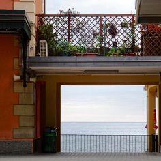 The view from the train station Cinque Terre. . . . . . #travel #vacation #photography #instatravel #travelgram #travelphotography #discover #adventure #explore #worldtraveller #wanderlust #viaje #viajar #viaggio #viagem #travelphoto #travelpics #travelblog #travelblogger #blog #blogger #Italy #italia #water #mediterranean #cinqueterre #train #trainstation #aroundtheworldin170days #europe