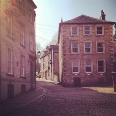sunny day in Lancaster UK, I'll be there in a few short weeks!