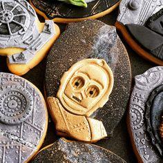 Lorena Rodríguez. Star Wars cookies.