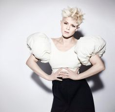 Robyn- I love her
