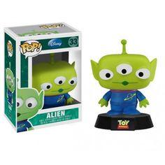 Funko Mania Funko Toy Story Alien, Disney Funko Mania