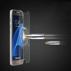 Galaxy S7 Schutzfolie, 2 Stück Hartglas Schutzglas: Amazon.de: Elektronik