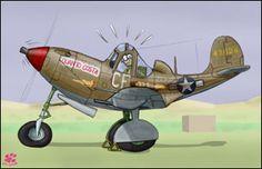 Tigrou Circus: avions