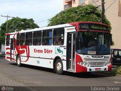 Busscar Urbanussplus - Scania 94d - Ereno Dörr - Lajeado - RS