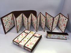 Ideas For Book Art Tutorial Scrapbook Mini Albums, Mini Photo Albums, Mini Scrapbook Albums, Diy Photo Album, Scrapbook Quotes, Fancy Fold Cards, Handmade Books, Bookbinding, Mini Books