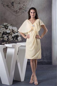 Knee-Length Sheath/ Column Beading Mother of the Bride Dress  http://www.GracefulDress.com/Knee-Length-Sheath-Column-Beading-Mother-of-the-Bride-Dress-p19145.html