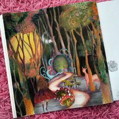 #pandoracoloringbook #pandora #arte_e_colorir #arttherapy #kolorowanka #coloringforadults #coloringsistahsproject #carandache