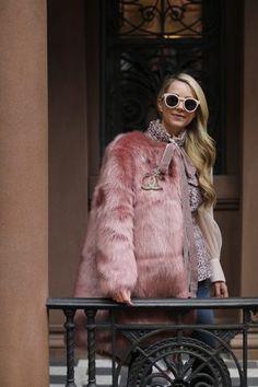 11.17 blush faux fur