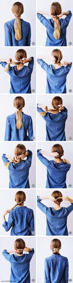 Trendy-Medium-Hairstyles-for-Women