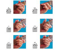More Guitar Chords