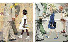 Comparing Betsy Devos To Ruby Bridges? No Comparison At All!