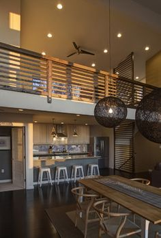 Stair Railing Design, Pictures, Remodel, Decor and Ideas - page 65