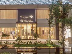 Loro Piana opened in Jeddah