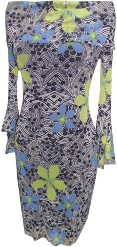 """""""The Palms"""" Off The Shoulder Dress from Petit Pois"""