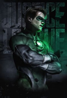 FAN-ART: This Is Why Armie Hammer Is A Perfect Choice For Green Lantern