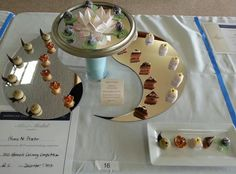 Petit Fours!!! Received a Silver Medal at the ACF Competition.  Stayed up over 30+ hours to get it done!!!