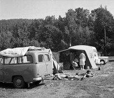 Bogstad Camping 1967 foto: Alma Olsen