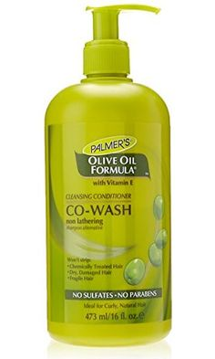 Palmer's Olive Oil Formula Co-Wash Cleansing Conditioner, 16 Fluid Ounce