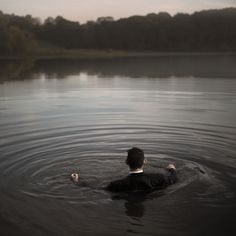 Surreal Portraits of a Powerless and Lost Young Man - My Modern Met