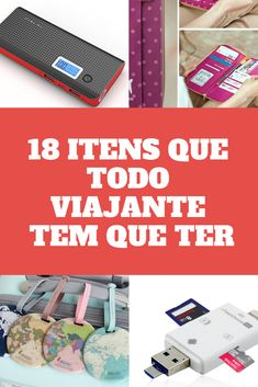 18 coisas que todo viajante tem que ter e levar na mala Travel And Tourism, Travel Packing, Travel Backpack, Us Travel, Travel Tips, Orlando Travel, Au Pair, Journey, Van Camping