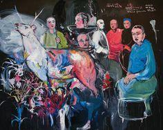 Selección de obras del artista cubano Carlos Quintana del periodo 2007 a 2014.