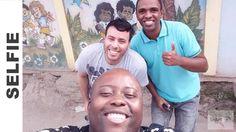 SELFIE com Amigos  Aniversário Nilson Canuto  #amigosparasempre — com Nilson Canuto e Leandro Souza.