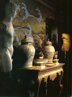 Interior Design by late Kalef Alaton