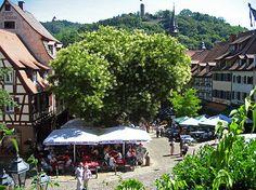 Weinheim, Germany Altstadt