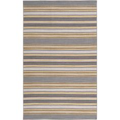 Handwoven Marcos Mustard Wool Rug (8' x 11')   Overstock™ Shopping - Great Deals on 7x9 - 10x14 Rugs