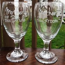 mother of the groom glass - Google Search