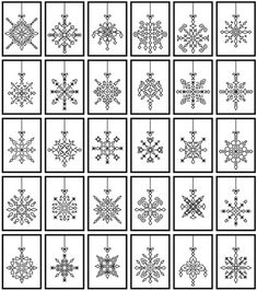 30 Christmas Ornaments by Banu Demirel