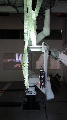 robot 3d print