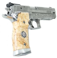 More SIG Prestige Pistol Photos: Samurai, Tomahawk, Siegfried, Tyr, Scorpion & Arctic - The Firearm Blog