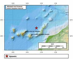 Terremoto oeste Lanzarote - Fuerteventura