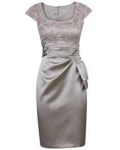 made in lavender though for mom! Mother of the bride dress by Anthea Crawford @ David Jones Robina @Robyn Marconi