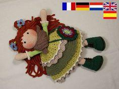 Crochet+pattern+for+doll+ELLIE+pdf++Deutsch+English