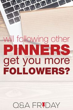 Will Following Other's on Pinterest Increase Your Followers?