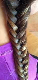 How to Fishtail Braid!
