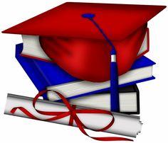 graduation clip art borders graduation cap and diploma free clip rh pinterest com free graduation clipart images free graduation clipart images