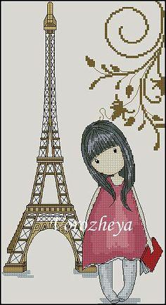 """La grille de """"Gorjuss Paris"""""""