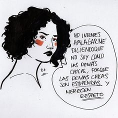 Image about woman in Dibujos y Frases by *S Powerful Images, Powerful Women, Social Topics, Feminist Af, Badass Women, Power Girl, Meaningful Words, Girls Be Like, Happy Quotes